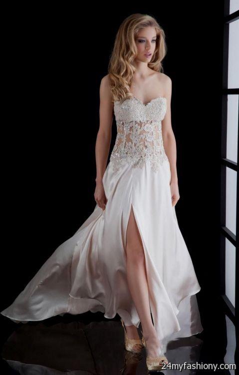 sexy white prom dresses 2016-2017 » B2B Fashion