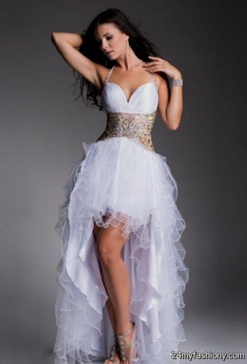 sexy white prom dresses 20162017 b2b fashion