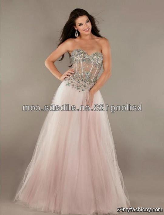 Formal Corset Dress Plus Size - Women\'s Dresses