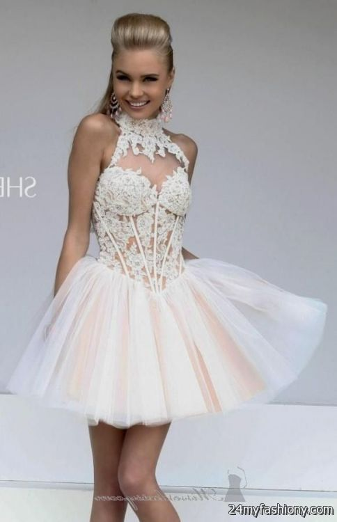 Lace prom dresses 2014 sherri hill