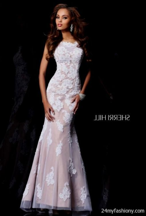 sherri hill prom dresses white long 2016-2017 » B2B Fashion