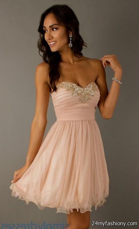 You Can Share These Short Light Pink Bridesmaid Dresses On Facebook Stumble Upon My Space Linked In Google Plus Twitter And All Social Networking
