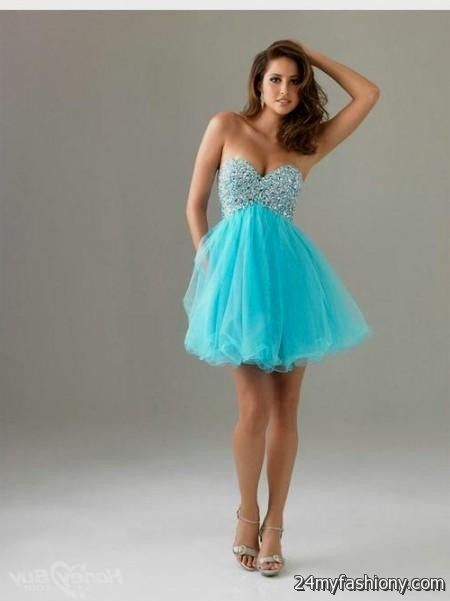 Short Poofy Dresses For Prom 70