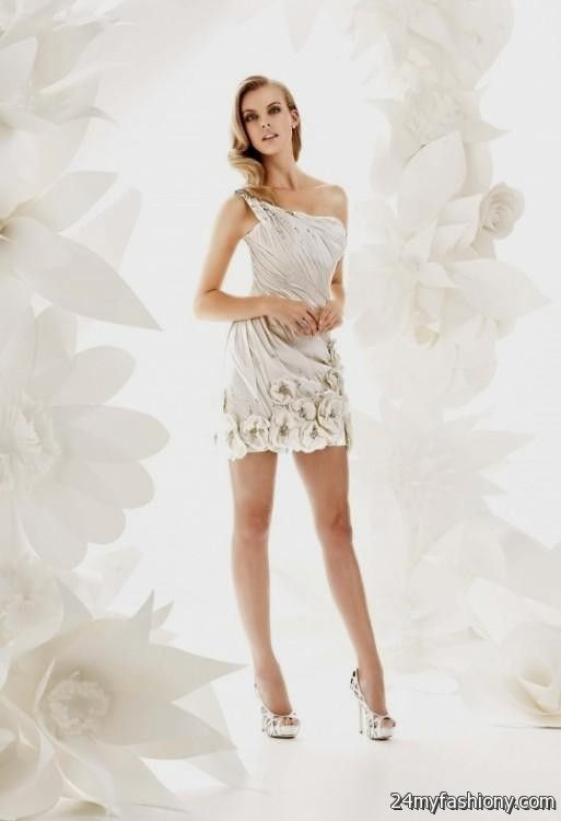 Short sexy wedding dresses dress yp for Sexy short wedding dress