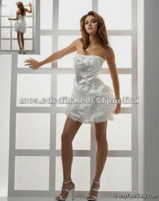 Sexy Short Wedding Dresses