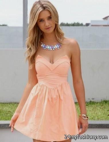 short summer dresses 2016-2017 » B2B Fashion