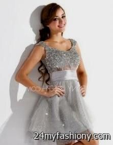 silver dama dresses for quinceanera 2016-2017 » B2B Fashion