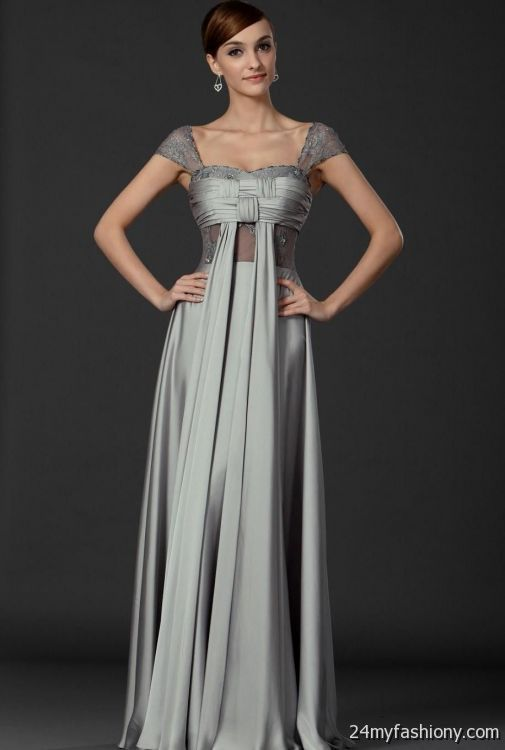 b228b834e09 You can share these silver mother of the bride dresses on Facebook