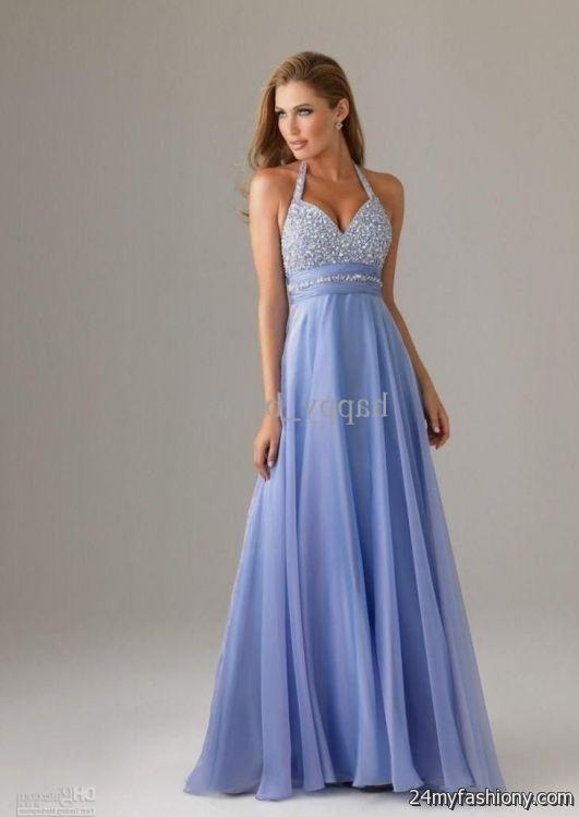 simple prom dresses looks b2b fashion