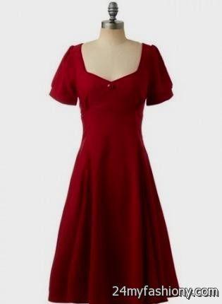 Simple Red Dress Photo Album - Reikian