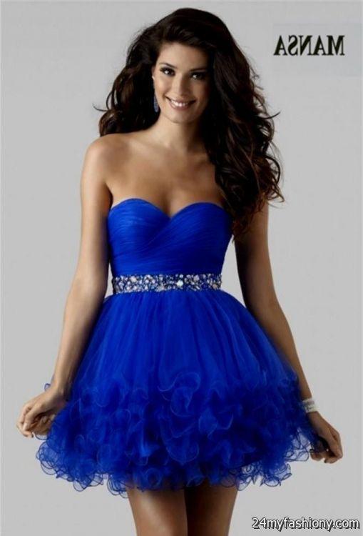 Simple short prom dresses 2016-2017 » B2B Fashion
