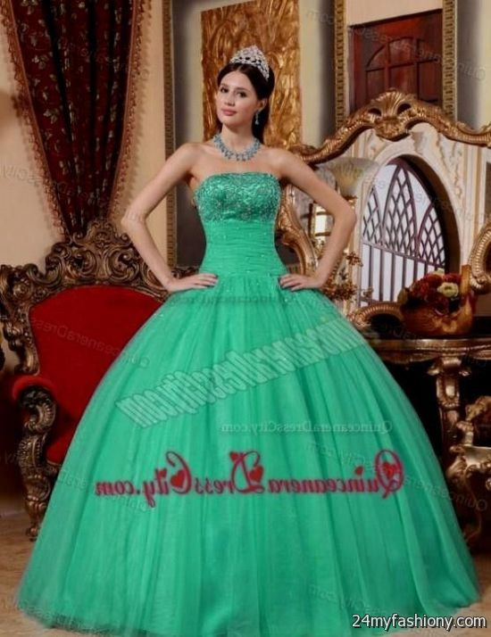simple turquoise sweet 16 dresses 20162017 b2b fashion