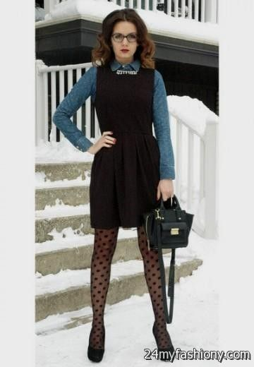 9bc87543a0 You can share these skater dress with tights on Facebook