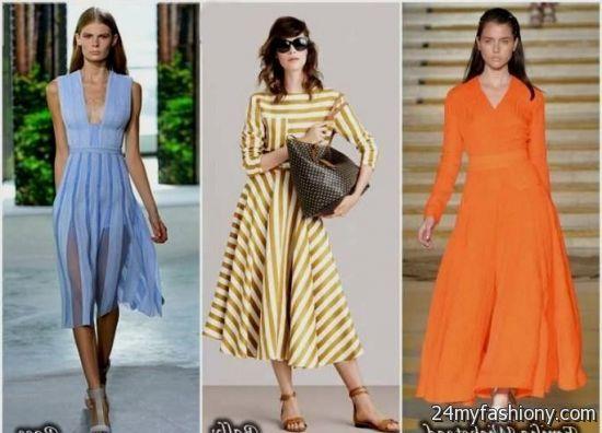 Spring Dresses 2016 2017