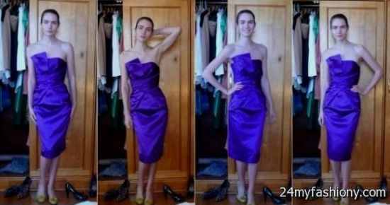 Strapless Dress Falls Down