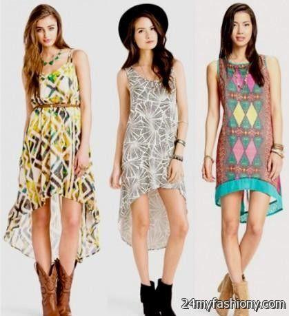 summer dresses for teenage girls 2016-2017 » B2B Fashion