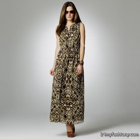 summer dresses for women over 50 2016-2017   B2B Fashion
