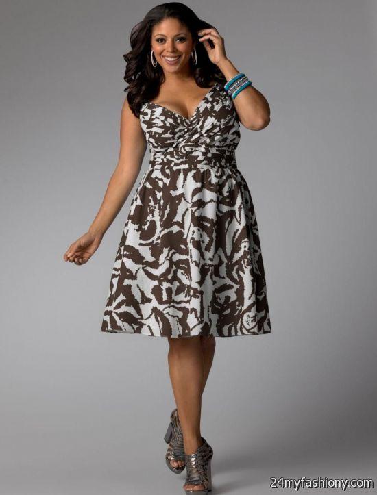 summer dresses plus size 2016-2017 | B2B Fashion