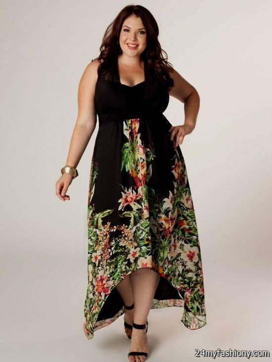 summer dresses plus size 2016-2017 | b2b fashion