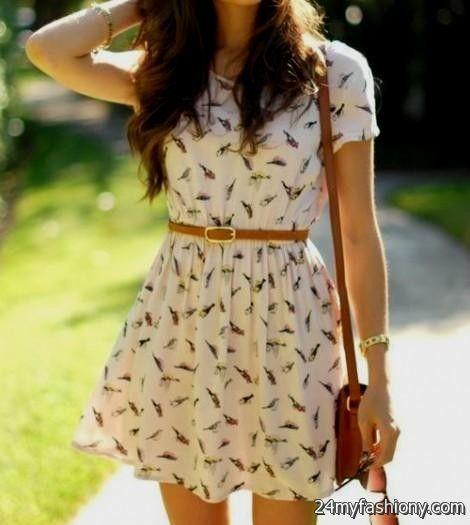 summer dresses tumblr 2016-2017 » B2B Fashion
