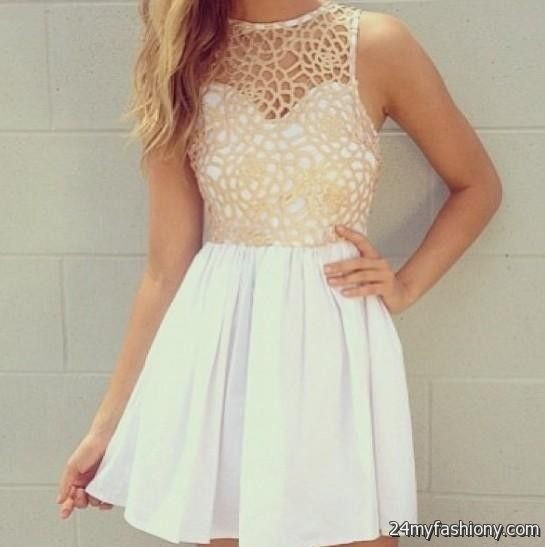 Summer Dresses Tumblr Looks B2b Fashion