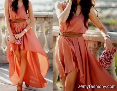 summer long dress outfits tumblr 2016-2017 » B2B Fashion