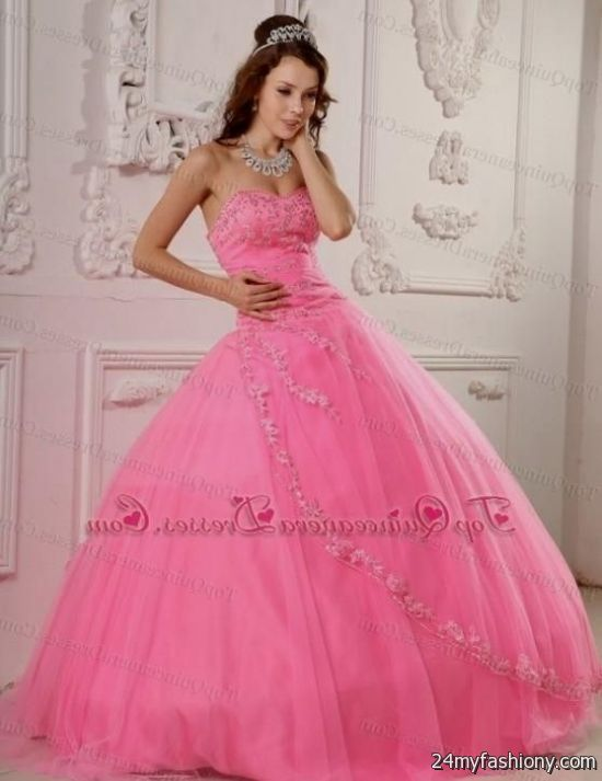 sweet 16 dresses pink and black 20162017 b2b fashion