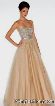 sweet 16 dresses pink and gold 2016-2017 » B2B Fashion