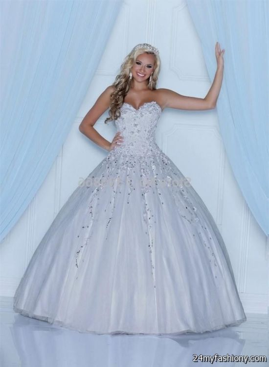 white sweet 16 dresses - Dress Yp