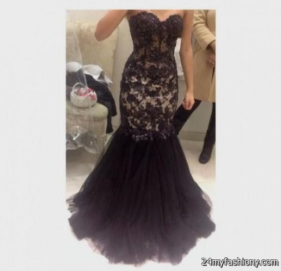 black and tan prom dress | Gommap Blog