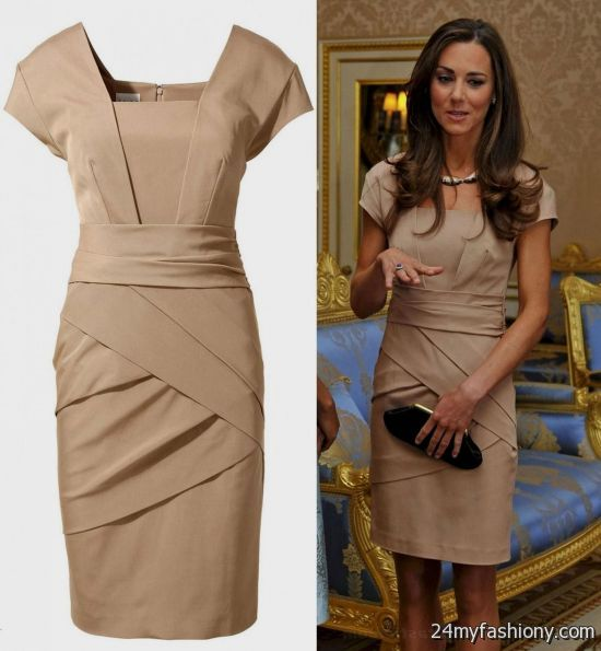 Tan Dresses - Missy Dress