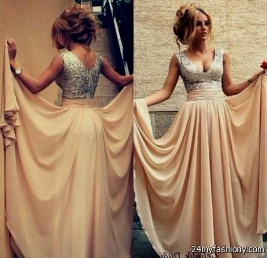 tan prom dress 2016-2017 » B2B Fashion