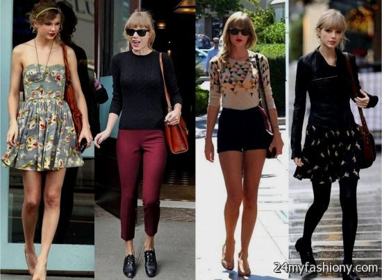 Taylor Swift casual dresses 2017-2018 » B2B Fashion