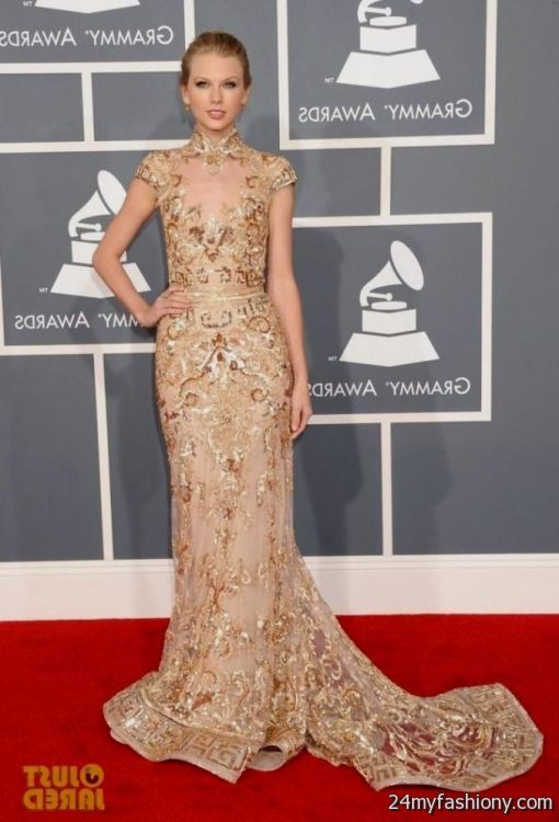 taylor swift red carpet dresses 2016-2017 | B2B Fashion