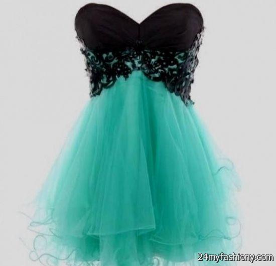 teal and black homecoming dress 2016-2017 » B2B Fashion