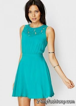 You Can Share These Teal Lace Dress Forever 21 On Facebook Stumble Upon My E Linked In Google Plus Twitter And All Social Networking Sites