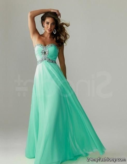 Prom Dresses 2017 Teal - Plus Size Prom Dresses