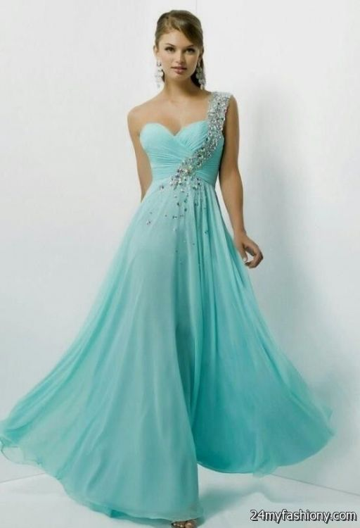 Tiffany blue bridesmaid dresses 2016 2017 b2b fashion for Wedding dresses with tiffany blue