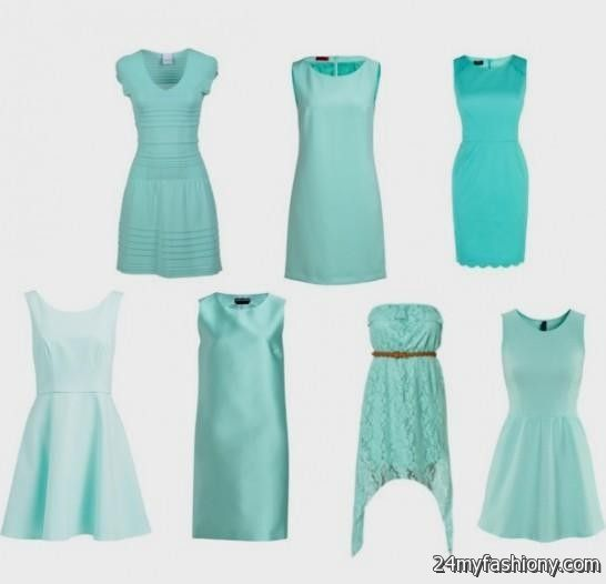 21745d1d4c2 You can share these tiffany blue cocktail dress on Facebook