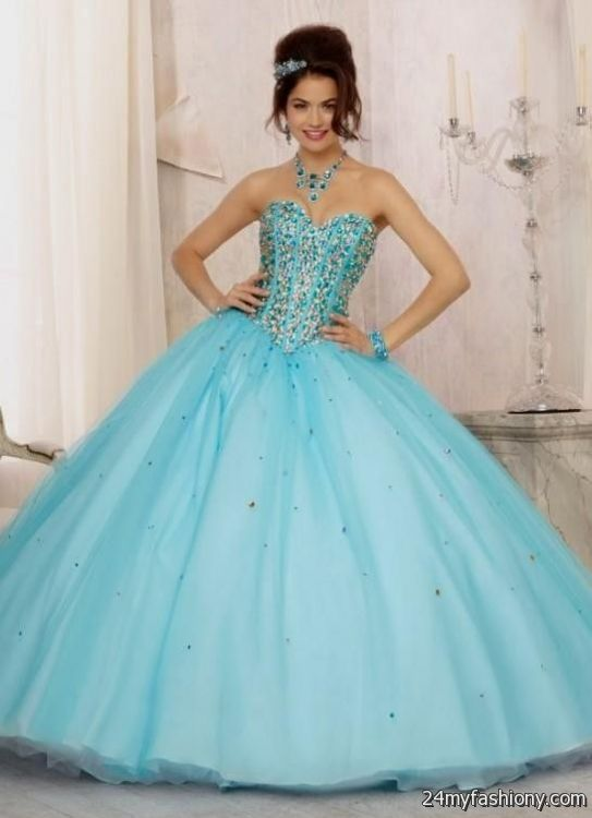 bcd72c5d05 You can share these tiffany blue quinceanera dresses on Facebook