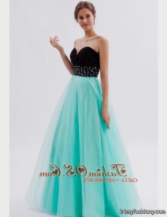 Exelent Black And Turquoise Prom Dress Gallery - Wedding Plan Ideas ...