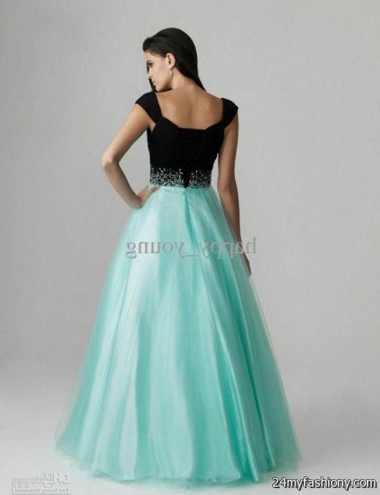 Prom Dresses 2017 Turquoise - Plus Size Prom Dresses