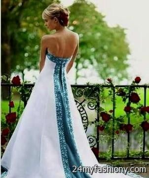 You Can Share These Turquoise And Black Wedding Dress On Facebook Stumble Upon My E Linked In Google Plus Twitter All Social Networking