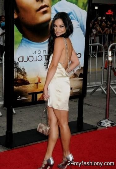 Vanessa Hudgens Cocktail Dress - StyleBistro