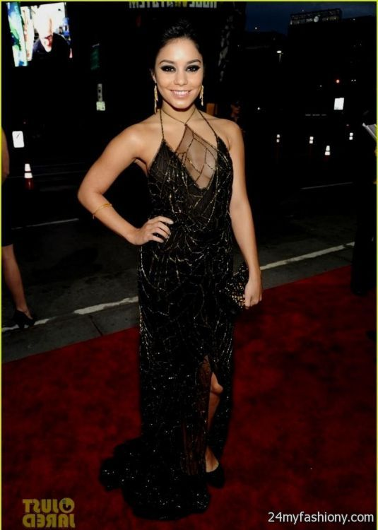 vanessa hudgens red carpet dresses 2016-2017 | B2B Fashion