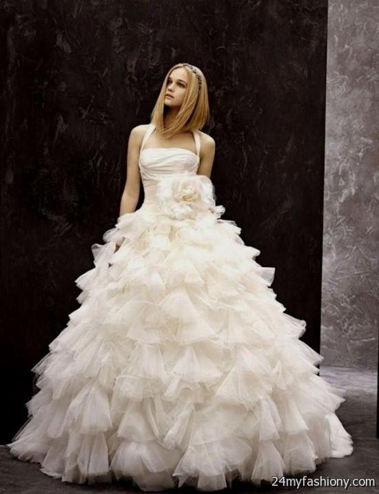 Vera wang wedding dresses 2016 2017 b2b fashion for Wedding dresses by vera wang 2017