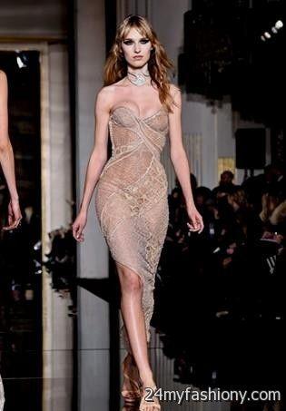 Versace Paris Fashion Week