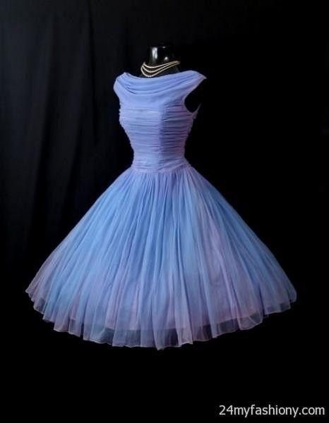 50s Vintage Prom Dresses 102