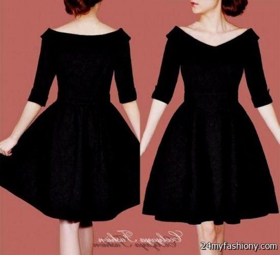 vintage casual dresses 2016-2017 » B2B Fashion