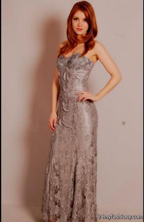 lace vintage prom dresses - photo #19